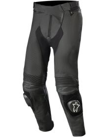 Alpinestars Missile V2 Airflow Leather Pant Black Short Sizes