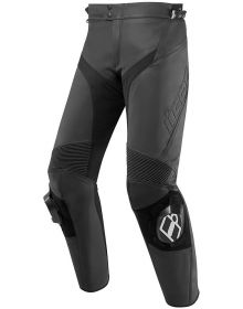 Icon Hypersport2 Leather Pants Black