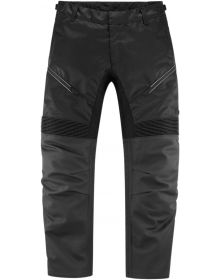Icon Contra2 Leather Pant Black