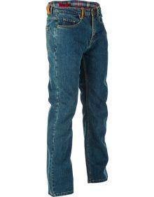 Highway 21 Blockhouse Kevlar Jeans Blue