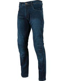 Speed and Strength Critical Mass Stretch Denim Jean Pants Blue