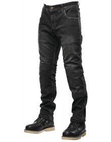 Speed and Strength Critical Mass Stretch Denim Jean Pants Washed Black