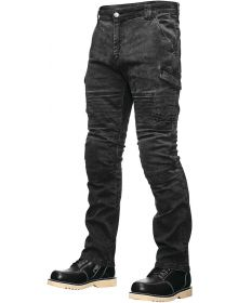 Speed and Strength Call To Arms Denim Jean Pants Black