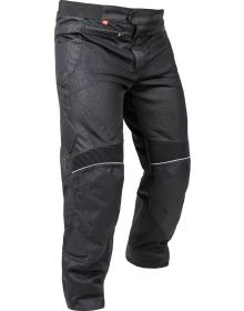 Noru Kiryu Mesh Pants Black