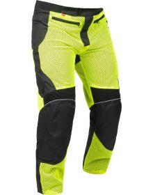 Noru Kiryu Mesh Pants Fluorescent Yellow/Black
