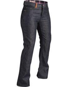 Highway 21 Palisade Womens Kevlar Jeans Black
