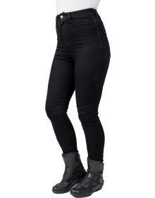 Bull-it Jeans Fury Womens Jeggings SP120 Lite in Black