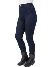 Bull-it Jeans Fury Womens Jeggings SP120 Lite in Dark Blue
