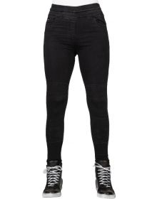 Bull-it Ladies Fury EVO Womens Skinny Jegging Black