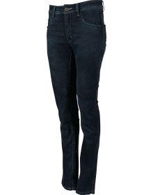 Speed and Strength True Romance Stretch Womens Jeans Pants Dark Blue
