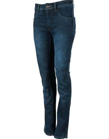Speed and Strength True Romance Stretch Womens Jeans Pants Blue