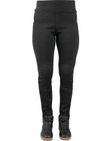 Speed and Strength Double Take Womens Legging Pants Black