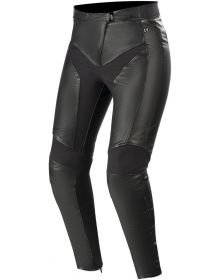 Alpinestars Stella Vika V2 Womens Leather Pants Black