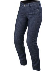 Alpinestars Stella Courtney Womens Denim Pants Dark Rinse