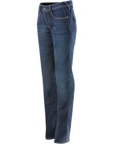 Alpinestars Stella Ageless Womens Denim Pants Mid-Tone