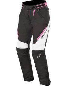 Alpinestars Stella Raider DryStar Womens Pants Black/Fuchsia