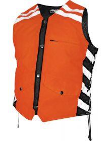 Missing Link G2 D.O.C. Reversible Leather Safety Vest