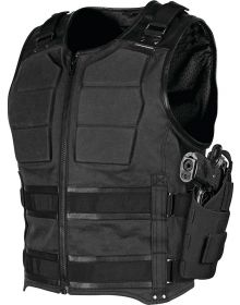 Speed and Strength True Grit Armored Vest Black