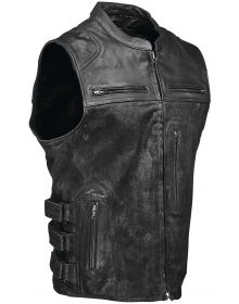 Speed and Strength Tough As Nails Armored Vest Black