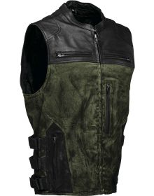 Speed and Strength Tough As Nails Armored Vest Olive/Black