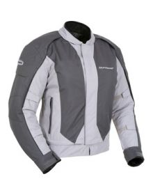 Tourmaster Flex 3 Womens Jacket Silver/Gunmetal