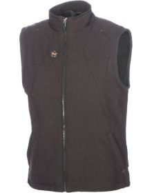 Mobile Warming Dual Power 12V Heated Vest Black