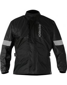 Alpinestars Hurricane Rain Coat Black