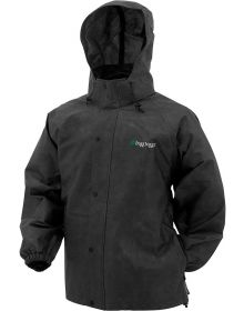 Frogg Toggs Womens Pro Action Rain Jacket Black
