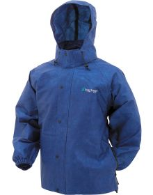 Frogg Toggs Womens Pro Action Rain Jacket Blue