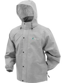 Frogg Toggs Womens Pro Action Rain Jacket Grey