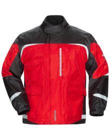 Tourmaster Sentinel 2.0 Rain Jacket Red/Black