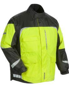 Tourmaster Sentinel 2.0 Rain Jacket Hi Visibility/Black