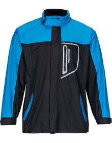 Tourmaster Defender Two Piece Rainsuit Blue