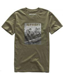 Alpinestars Reminisce T-shirt Military Green