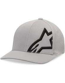 Alpinestars Corp Shift Mock Mesh Flexfit Cap Silver/Black