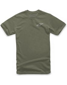 Alpinestars Neu Ageless T-shirt Military Green/Grey