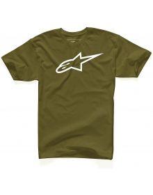 Alpinestars Ageless T-shirt Military Green/Navy