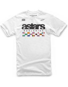 Alpinestars Nations T-shirt White