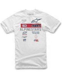 Alpinestars Sponsored T-Shirt White