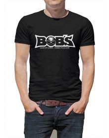 Bobs Cycle Supply 2018 Logo T-Shirt Black