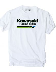 Factory Effex Kawasaki Racing Premium T-Shirt White