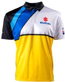 Factory Effex Team Pit Shirt Suzuki