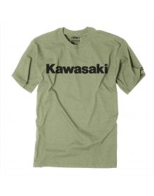 Factory Effex Kawasaki Apex T-Shirt Olive