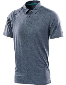 Seven Command Polo Charcoal Heather