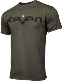 Seven Brand 2.0 T-shirt Army Heather