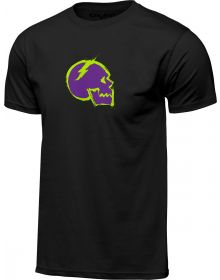 Seven Slay Skull T-Shirt Black