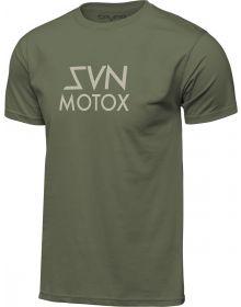 Seven Futura T-Shirt Military Green