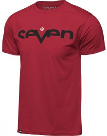 Seven Brand T-shirt Red
