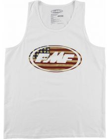 FMF America The Great Tank Top White