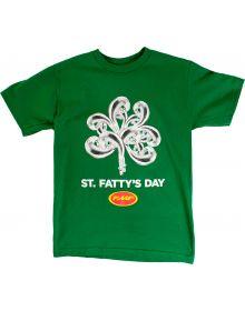 FMF St Fatty's Day T-shirt Green